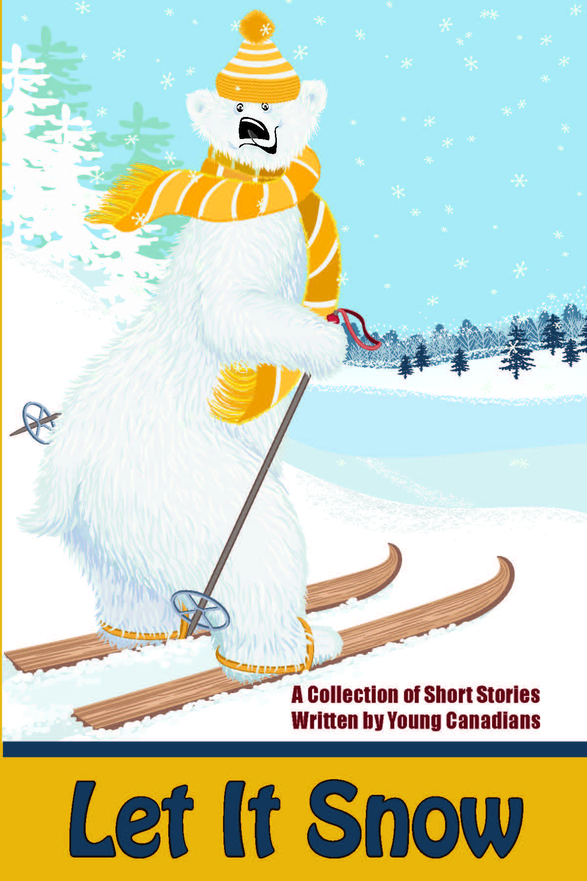 Let It Snow 2018-2019 Kindergarten through Grade Four Student Story Collection