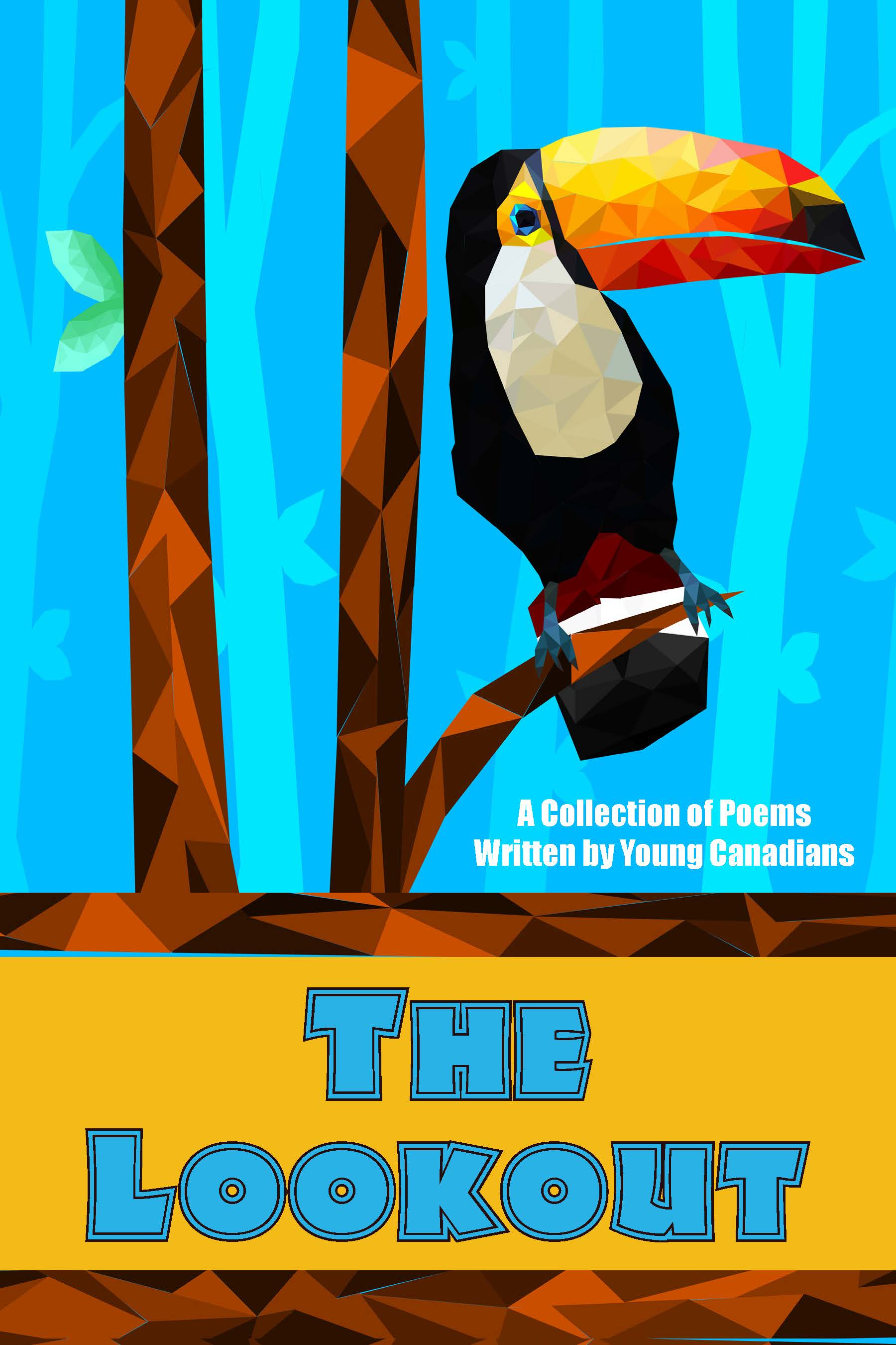The Lookout 2018-2018 Grades Five and Six Student Poetry Collection