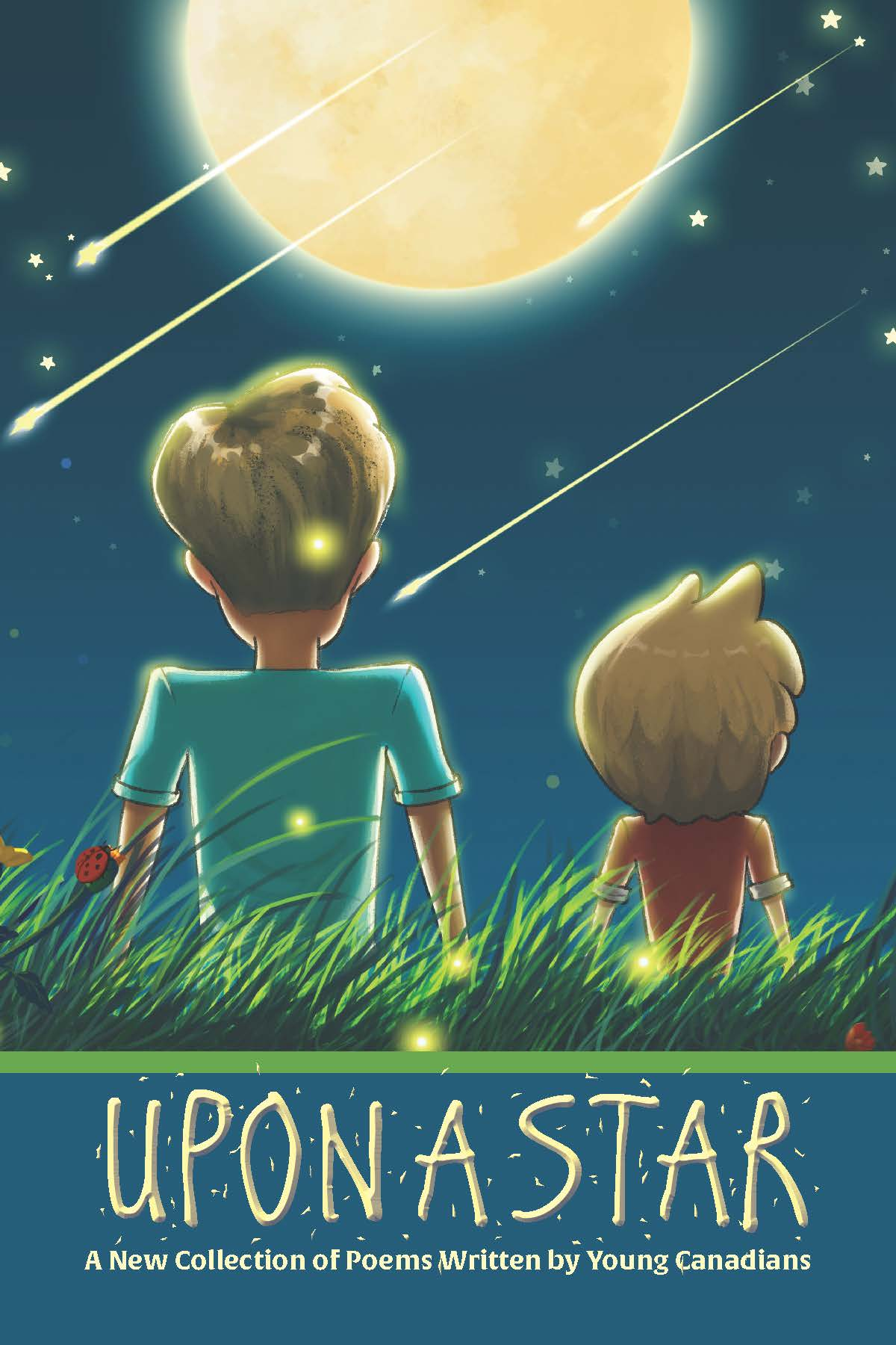 Upon a Star 2017-2018 Grades K-5 Student Poetry Collection